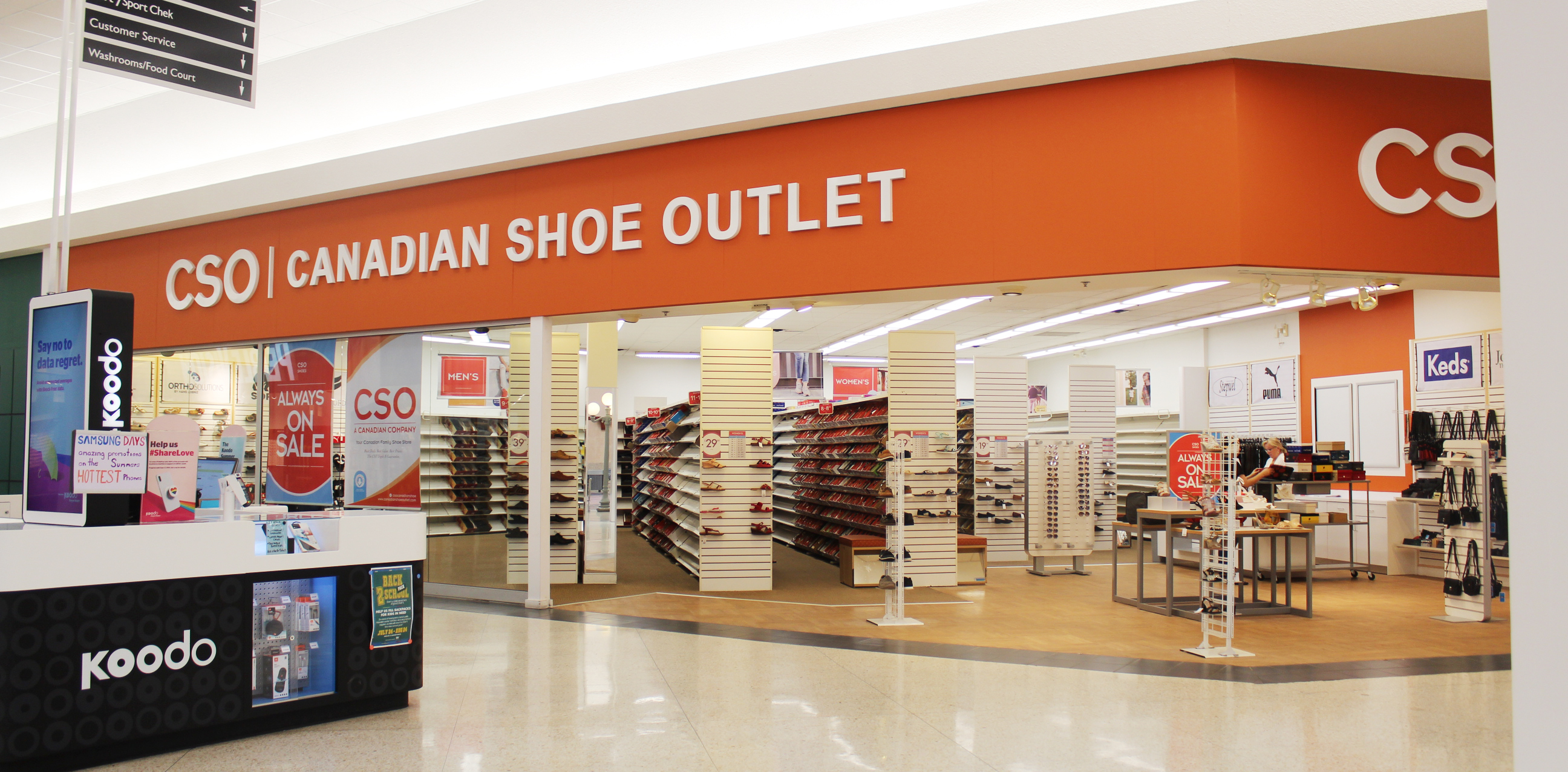 Canadian Shoe Outlet