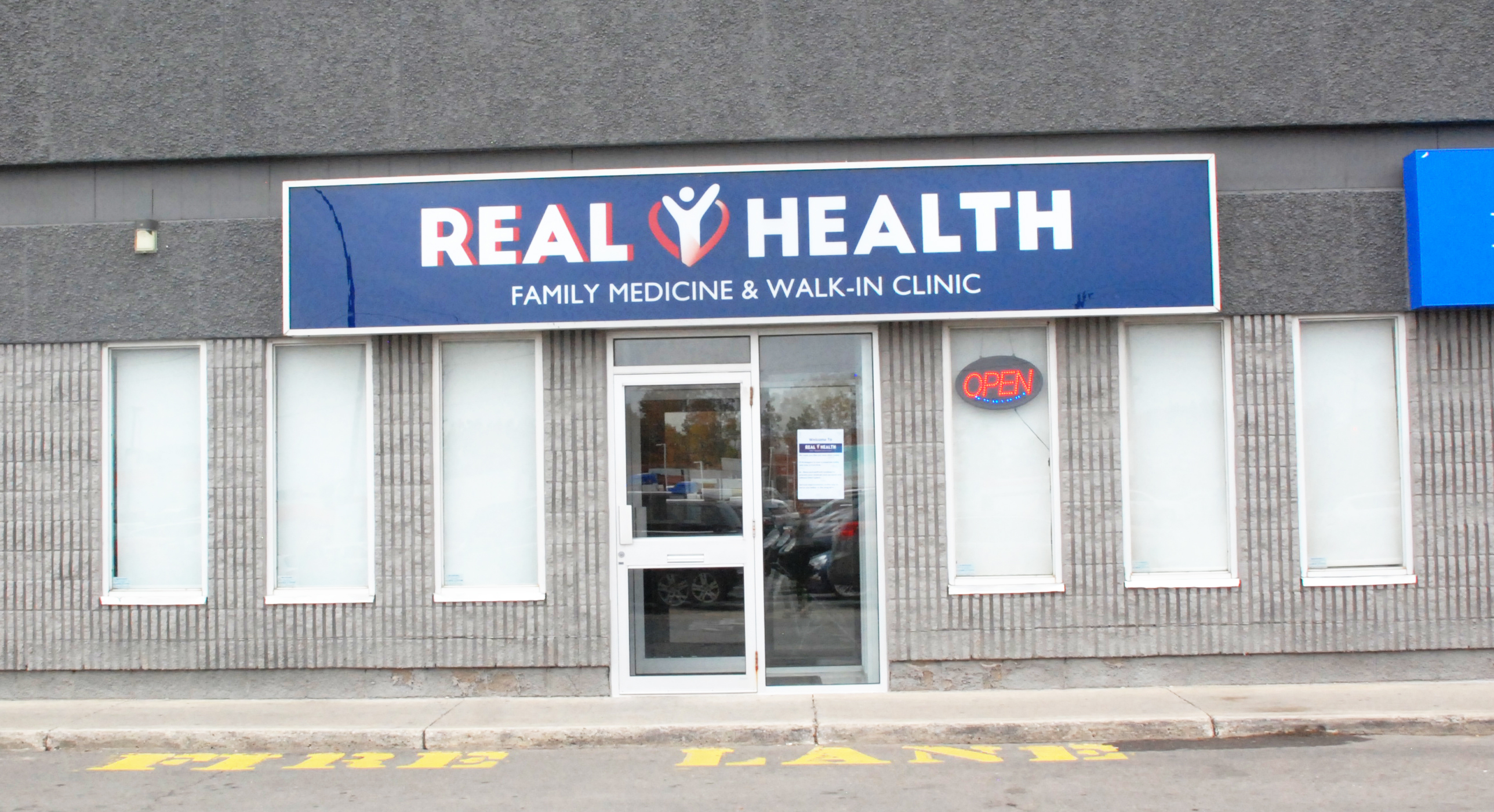 Real Health - Family Medicine & Walk-in