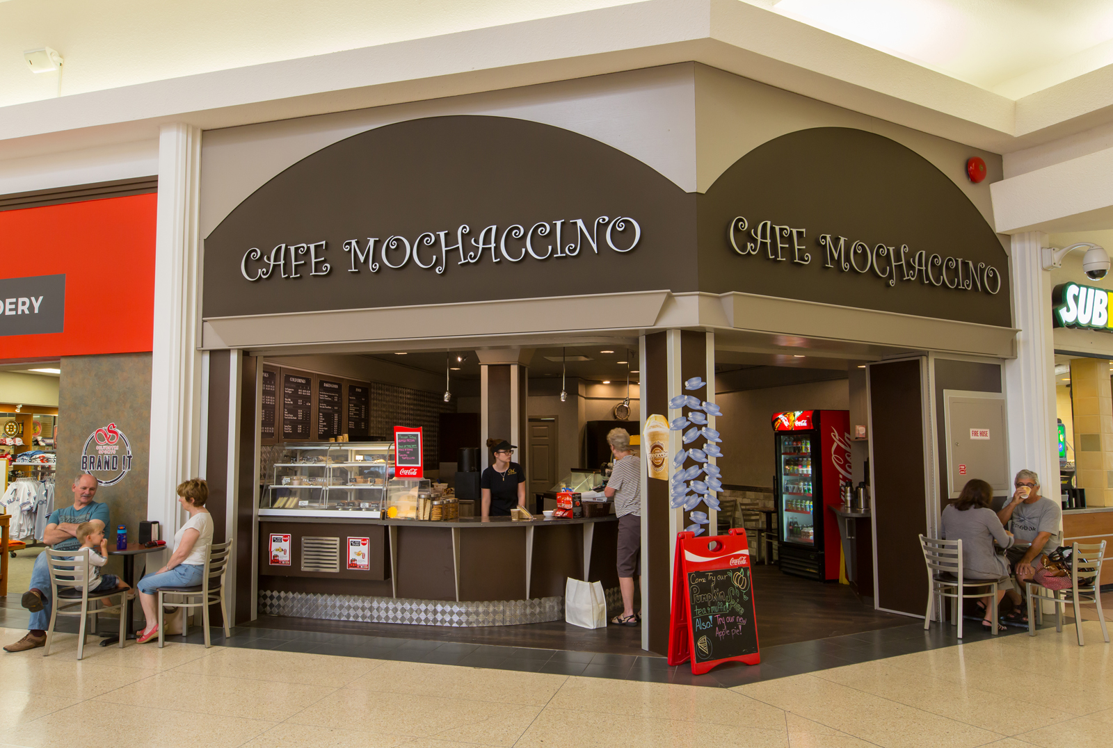 Cafe Mochaccino
