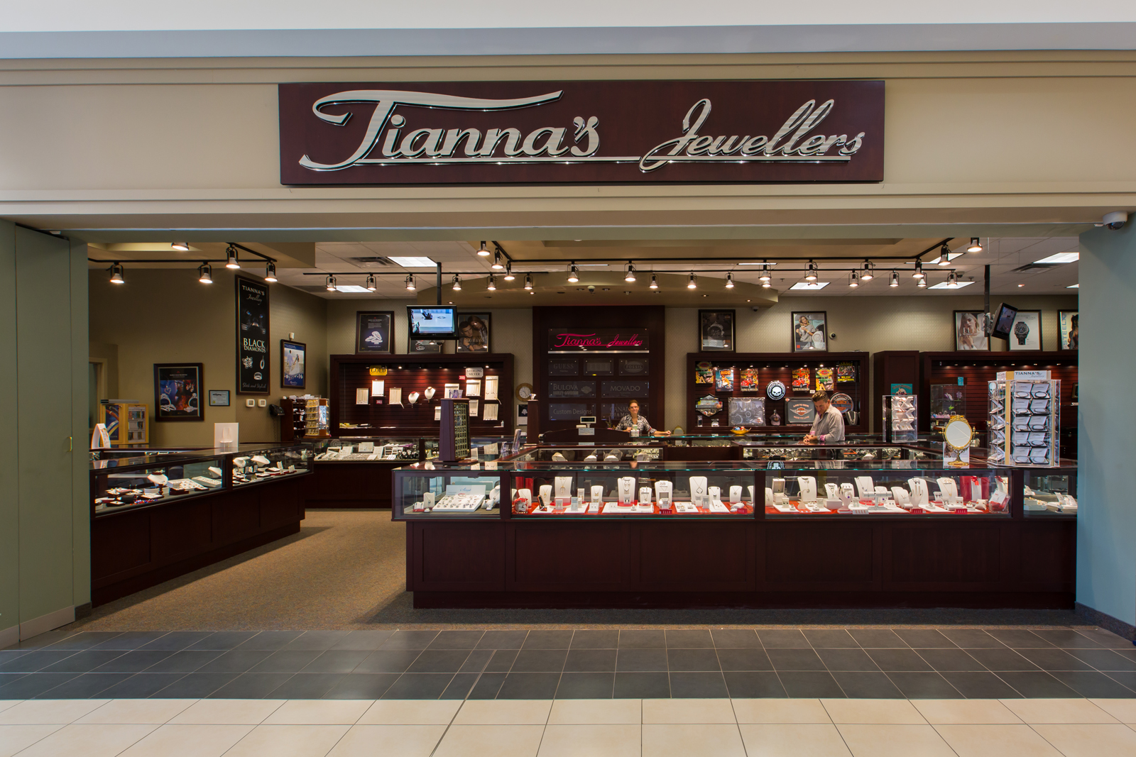 Tianna's Jewellers