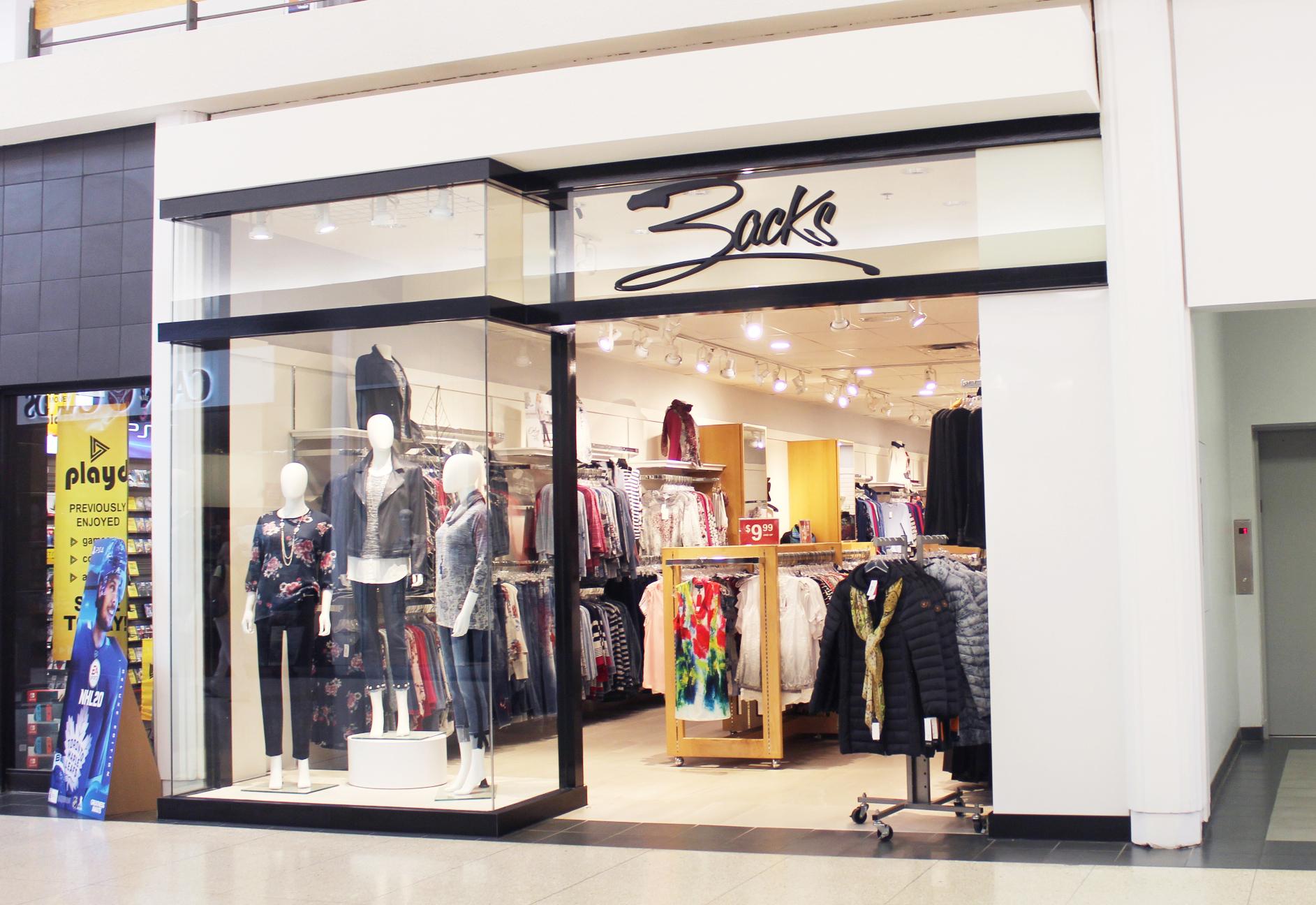 Zacks Fashions
