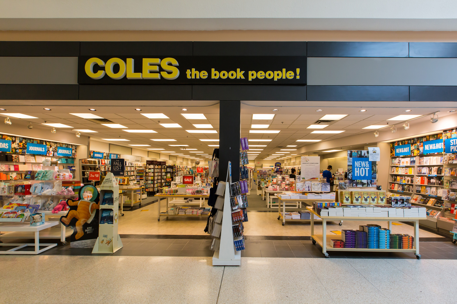 Coles Book Store