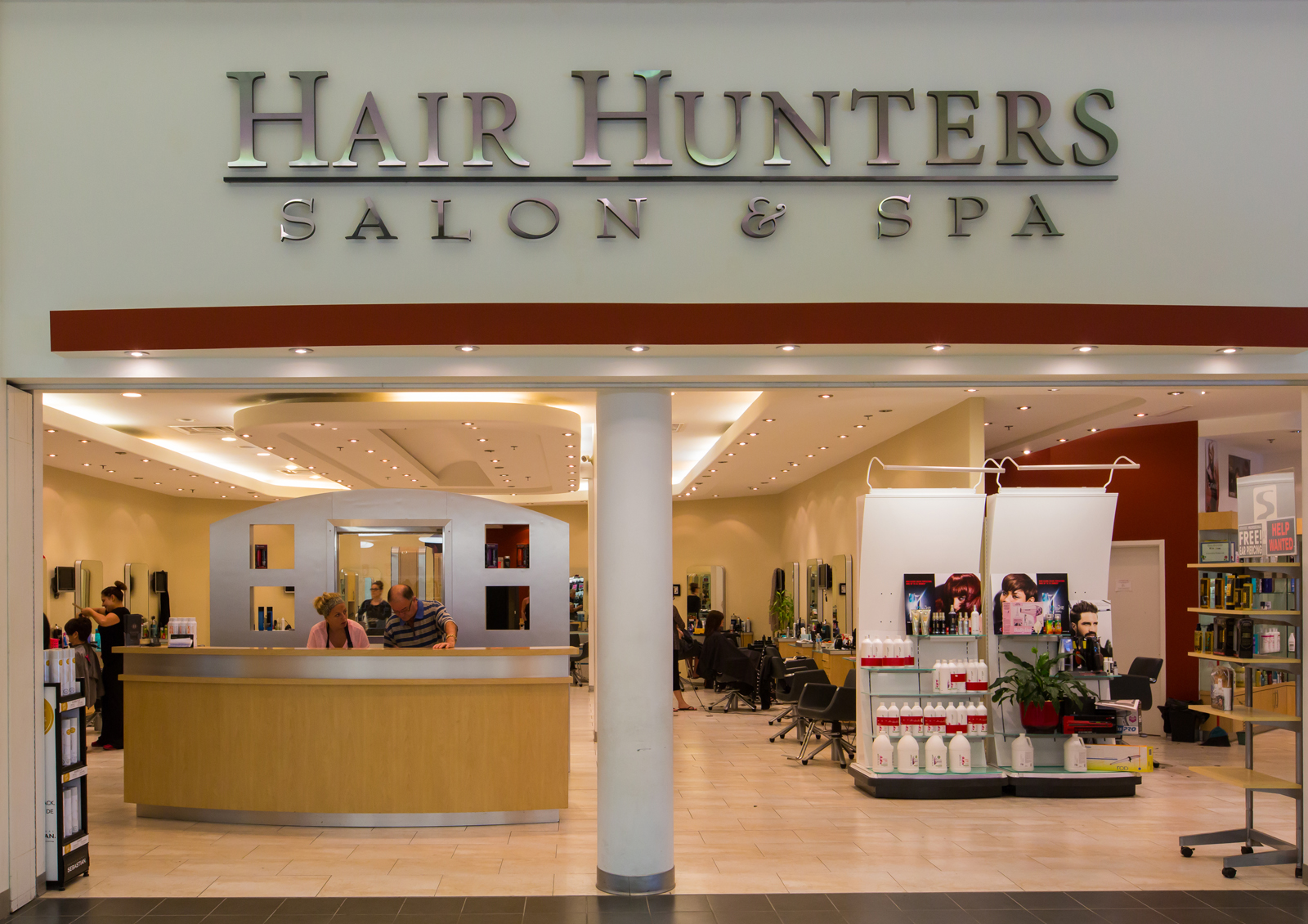 Hair Hunters