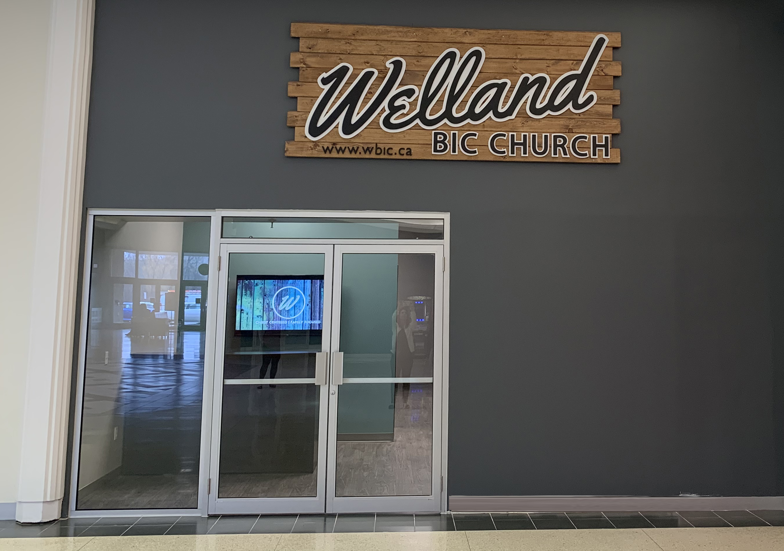 Welland BIC Church Office